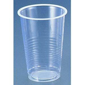 【送料無料】プラスチックカップ 透明 9オンス 2500個入 XKT05009