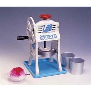 【送料無料】池永鉄工 スワン ミニ手動式氷削機 小さな南極 FAIE301
