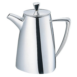 【送料無料】UK18-8トライアングルシリーズ コーヒーポット 8~10人用 PTL7703