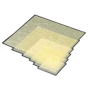 【送料無料】マイン 金箔紙ラミネート 黄 (500枚入) M30-433 QKV24433
