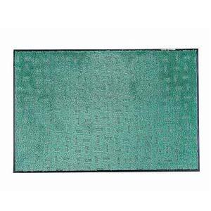 【送料無料】テラモト エコレインマット 900×1800 グリーン KMTA705
