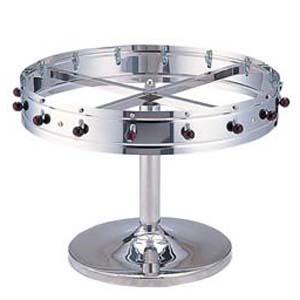 【送料無料】18-8回転式オーダークリッパー据置型 18インチ EOV7802