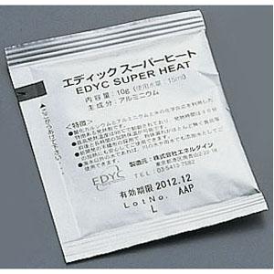 【送料無料】エディック スーパーヒート(個包装) 10g(1000個入) QSC1601