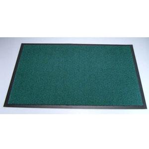 【送料無料】シルビアマット 900×1500mm 緑 KMT41155A