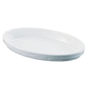 【送料無料】SCHONWALD シェーンバルド オーバルグラタン皿 白 3011-40W 2410300