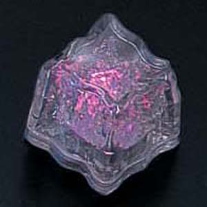 【送料無料】ライトキューブ・オリジナル 高輝度 (24個入) パープル PLI4204
