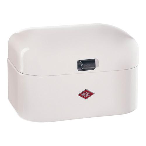 【送料無料】ウエスコ グランディ ブレッドボックス M ホワイト PWE0410