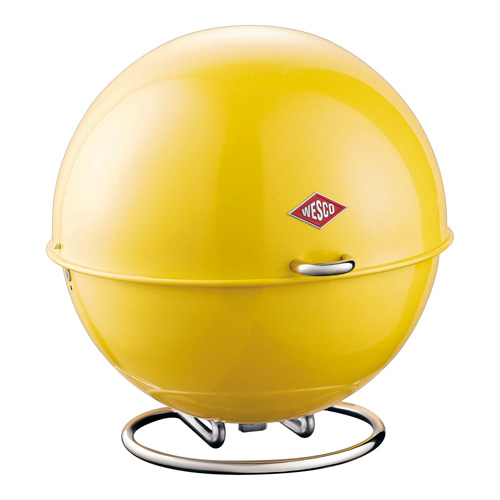 【送料無料】ウエスコ ブレッドボックス スーパーボール レモンイエロー PWE1803