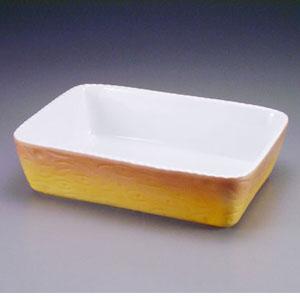 【送料無料】ロイヤル 長角深型グラタン皿 カラー PC520-40-10 5103200