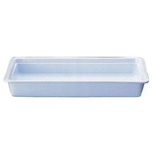 【送料無料】ロイヤル陶器製 角ガストロノームパン PB625-11 1/1 ホワイト 8081500