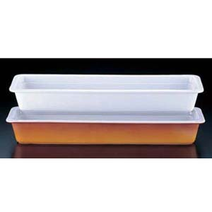 【送料無料】ロイヤル陶器製 角ガストロノームパン PC625-24 2/4 カラー 1158700