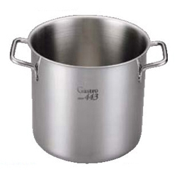 EBM Gastro 443 寸胴鍋(蓋無)20cm 7684000