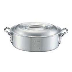 【送料無料】アルミ キング 外輪鍋(目盛付)36cm 0090500