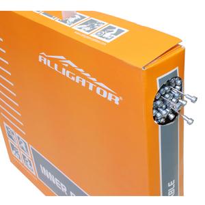 【送料無料】ALLIGATOR アリゲーター LY-BSTSK6101617 ROADブレーキ用インナーケーブルBOX シルバー 151-00042【smtb-u】
