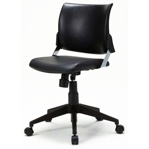 【送料無料】コイズミ 回転コーディネートチェアチェア ブラック KWC-260 BK 【デスクチェア イス 椅子 オフィス 買い替え】