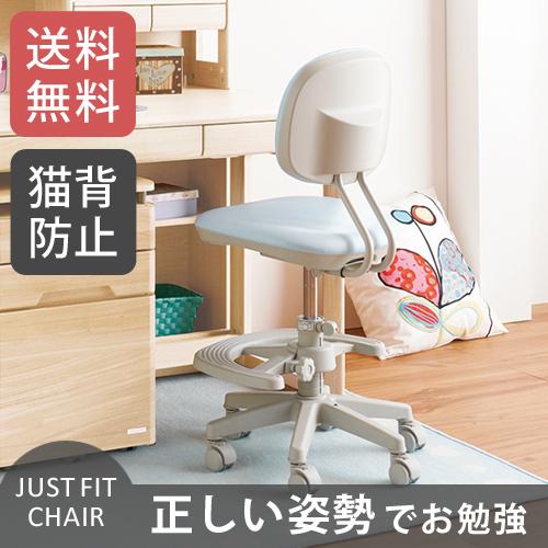 【送料無料】コイズミファニテック ジャストフィットチェア JUST FIT CHAIR ライトブルー CDY-302LB【smtb-u】