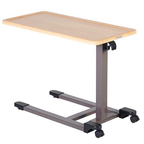 【送料無料】コイズミファニテック 昇降テーブル ナチュラル KXT-108NS