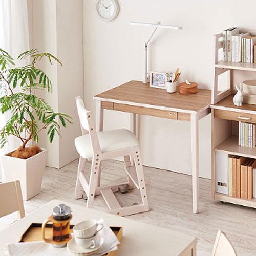 【送料無料】コイズミ 木製チェア ルトラ ホワイト SDC-728 WWWH【Rutra ルトラチェア イス 学習椅子】