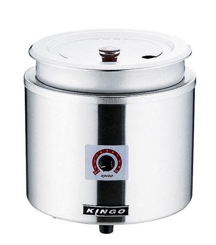 【送料無料】KINGO湯煎式電気スープジャー 11LD9001 DSC2601【smtb-u】