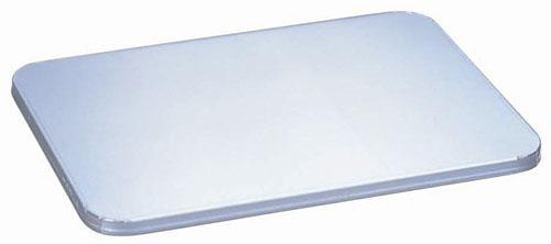 【送料無料】プラスケット用アルマイト蓋298-AF No.500用 APL3101