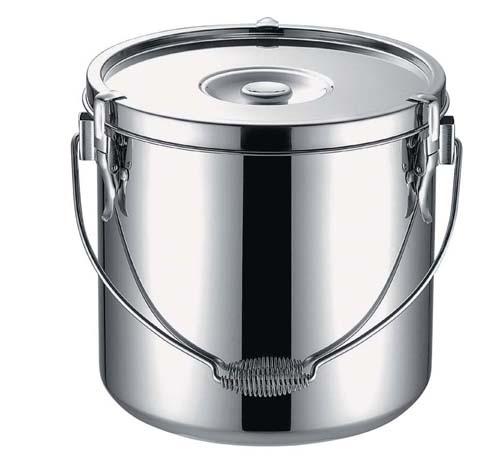 【送料無料】KO19-0電磁調理器対応給食缶 33cm(両手) 3756700【smtb-u】