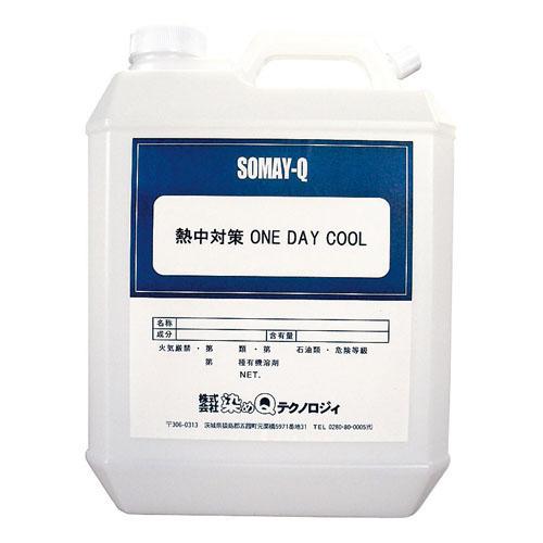 【送料無料】熱中対策 ONE DAY COOL (ワンデイクール)3.7L SWV0101