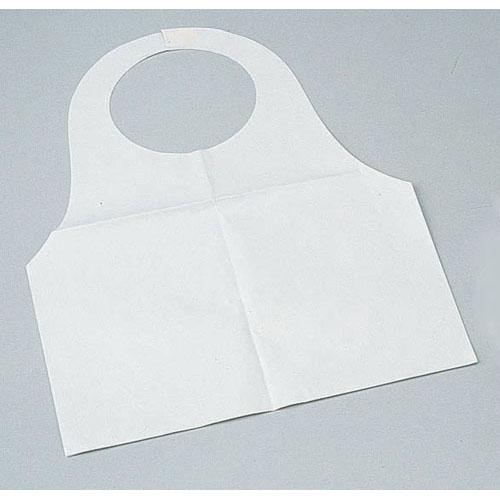 【送料無料】使いすて さっとエプロンL(2000枚) 紙製・大人用 SEP31