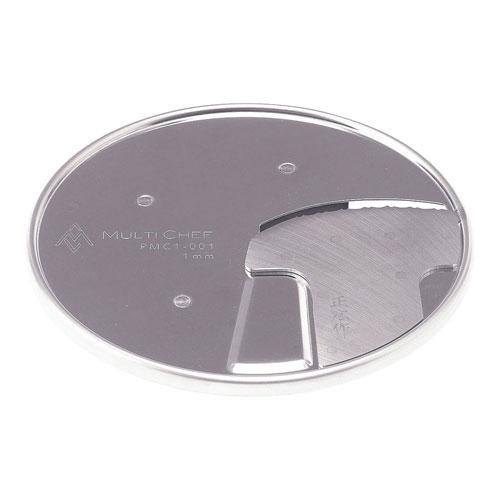 【送料無料】マルチシェフ フードプロセッサー用パーツ 1mmスライサー CML3207【smtb-u】