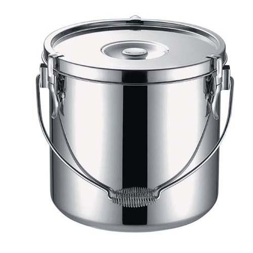 【送料無料】KO19-0電磁調理器対応給食缶 27cm 3756500【smtb-u】