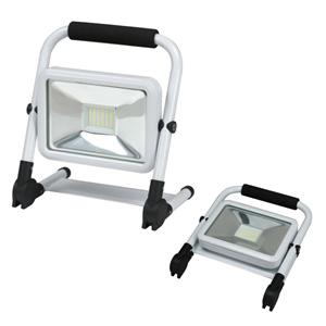 【送料無料】ジェフコム LED投光器 充電タイプ PDSB-05020S
