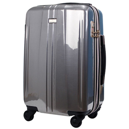 【送料無料】T&S ティーアンドエス LEGEND WALKER PREMIUM HARD CASE 6701ANCHOR+FASTENER FRAME SSC搭載スーツケース 48cm カーボン 6701-48-CB