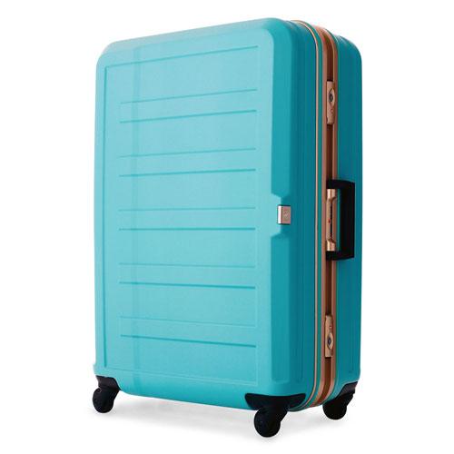 【送料無料】T&S ティーアンドエス LEGEND WALKER HARD CASE 5088 METAL FRAME シボ加工スーツケース 55cm グリーン 5088-55-GR