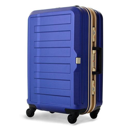 【送料無料】T&S ティーアンドエス LEGEND WALKER HARD CASE 5088 METAL FRAME シボ加工スーツケース 68cm ネイビー 5088-68-NV
