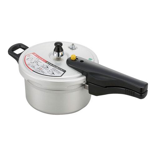 【送料無料】北陸アルミ ホクア リブロン 圧力鍋 2.8L AAT4901【smtb-u】