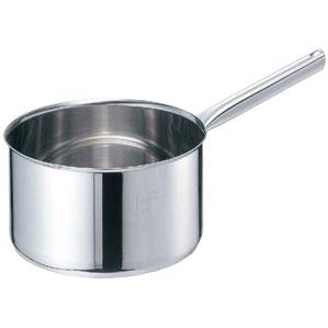 【送料無料】EBM モリブデンジII 深型片手鍋 蓋無 27cm 8691200