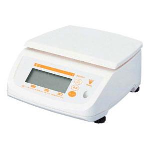 【送料無料】テラオカ 防水型デジタルはかり テンポ 20kg DS-500 5502020【smtb-u】