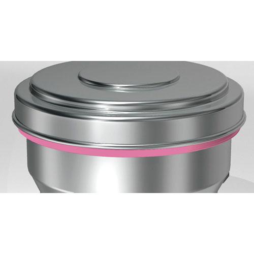 【送料無料】オオイ金属 ステンレス マイルドボックスミニ ピンク SMB-MIN ABTI703【smtb-u】