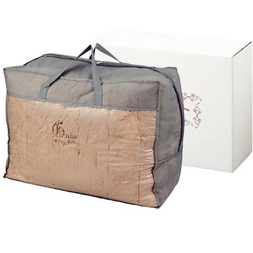 【送料無料】テッツィアナ・ガロ 遠赤わた入りボア布団・ファータッチ敷パット バッグ入