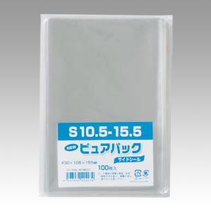 5980円 税込 以上で送料無料 《週末限定タイムセール》 メーカー公式 追加で何個買っても同梱0円 Nピュアパック 100枚 S10.5-15.5 テープなし はがき用