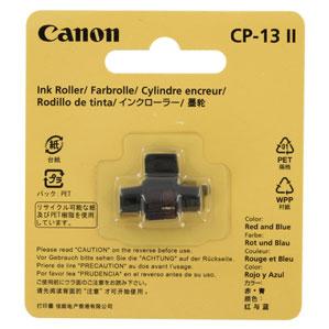 5980円 税込 以上で送料無料 追加で何個買っても同梱0円 キヤノン CP-13II プリンター電卓用インクロール Canon AL完売しました。 黒赤 気質アップ
