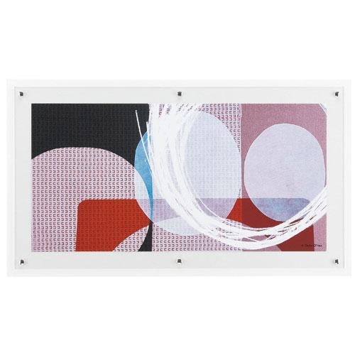 【送料無料】オリジン アートポスター クレア オヘア ハイパーグレー02 HS-7056