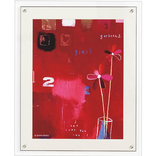 【送料無料】オリジン アートポスター エマ デイヴィス ハッピーレッド03 HS-7073【smtb-u】
