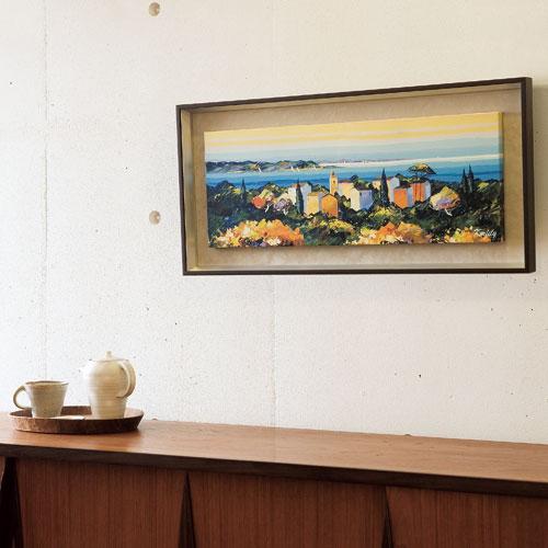 【送料無料】オリジン アートポスター ケルフィリー SEA SCAPE 02 HS-7205【smtb-u】