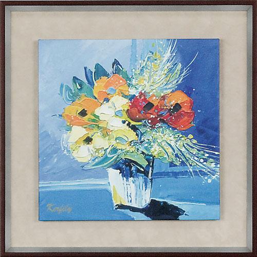 【送料無料】オリジン アートポスター ケルフィリー FLOWER VASE 01 HS-7212【smtb-u】