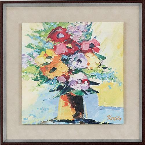【送料無料】オリジン アートポスター ケルフィリー FLOWER VASE 02 HS-7213【smtb-u】