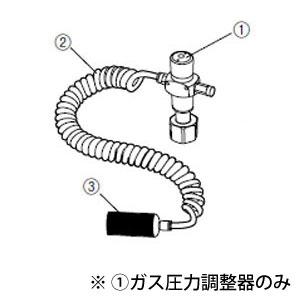 【送料無料】エスプーマ アドバンス 充填機用 部品 ガス圧力調整器 BES04012