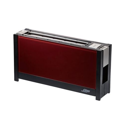 【送料無料】リッター トースター ヴォルケーノ5 レッド FTC9101