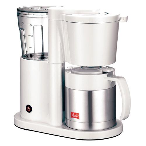 【送料無料】メリタ コーヒーメーカー オルフィ ホワイト SKT52 FKCJ202