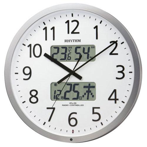 【送料無料】電波時計 プログラムカレンダー403SR 4FN403SR19 ZTK5501【smtb-u】