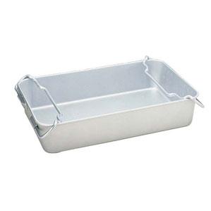 【送料無料】オオイ金属 アルマイト 魚缶 身 610×387×125 280-A 5632900【smtb-u】
